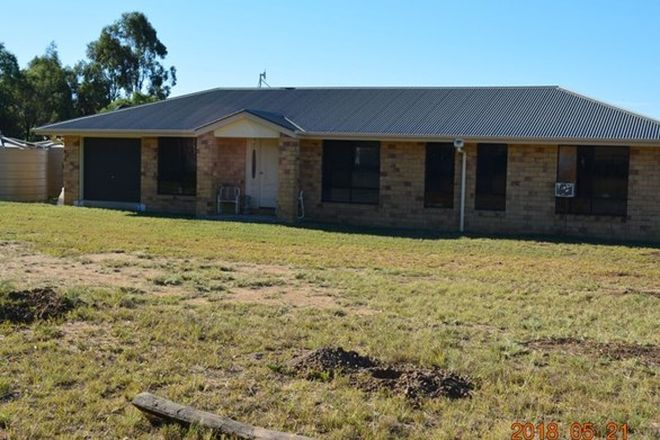 Picture of 170 Mondure Wheatlands Road, WHEATLANDS QLD 4606