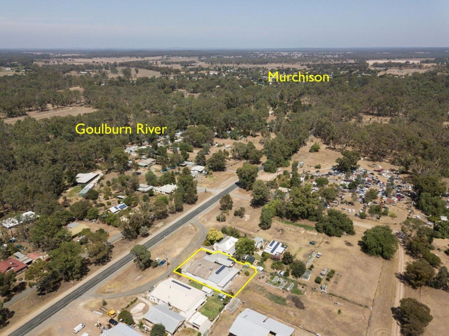 107 High Road, Murchison VIC 3610, Image 0