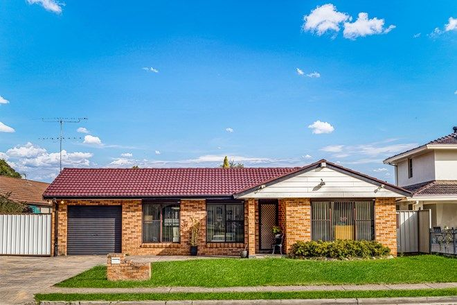 Picture of 41 Arrowhead Road, GREENFIELD PARK NSW 2176