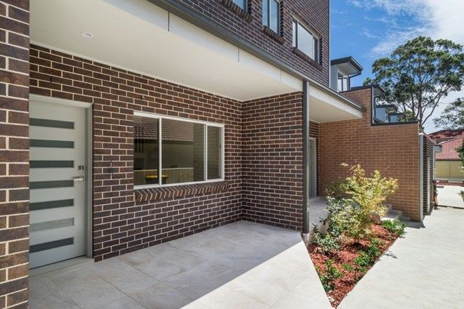 Picture of 4/7 Wirralee Street, SOUTH WENTWORTHVILLE NSW 2145