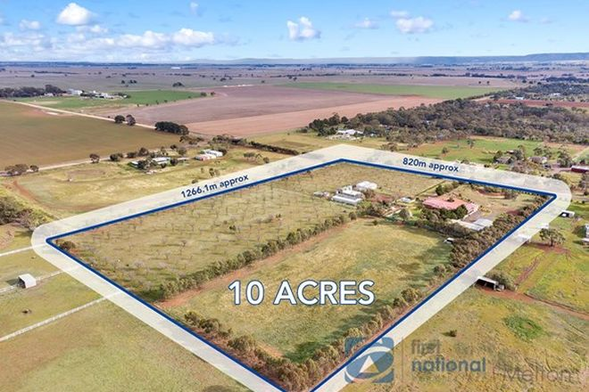 Picture of 135 Agars Road, BALLIANG EAST VIC 3340
