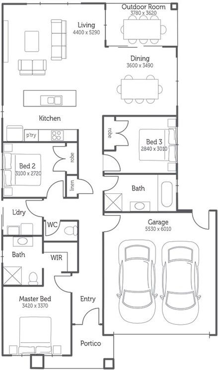Lot 1003 Brindabella Street, Newport QLD 4020, Image 1