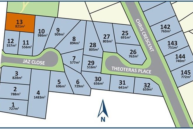 Picture of Lot 13 Astoria Park, TRARALGON VIC 3844