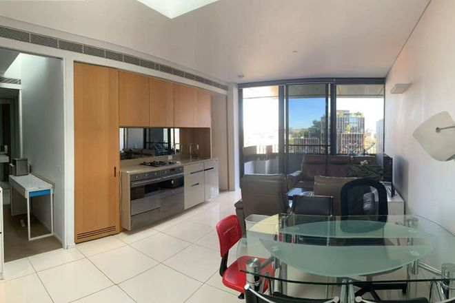 Picture of 803/5 Park Lane, CHIPPENDALE NSW 2008