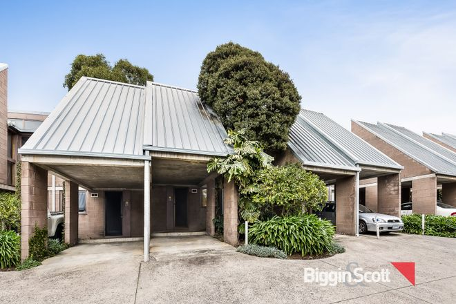 Picture of 10/291 Church Street, RICHMOND VIC 3121
