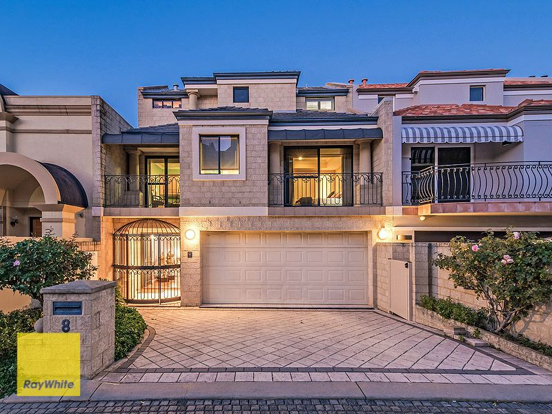 8 Vanguard Terrace, East Perth WA 6004, Image 1