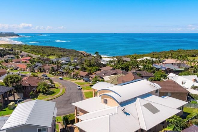 Picture of 25 Sapphire Close, CAVES BEACH NSW 2281