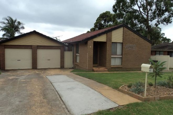 Picture of 41 OTHELLO AVENUE, ROSEMEADOW NSW 2560