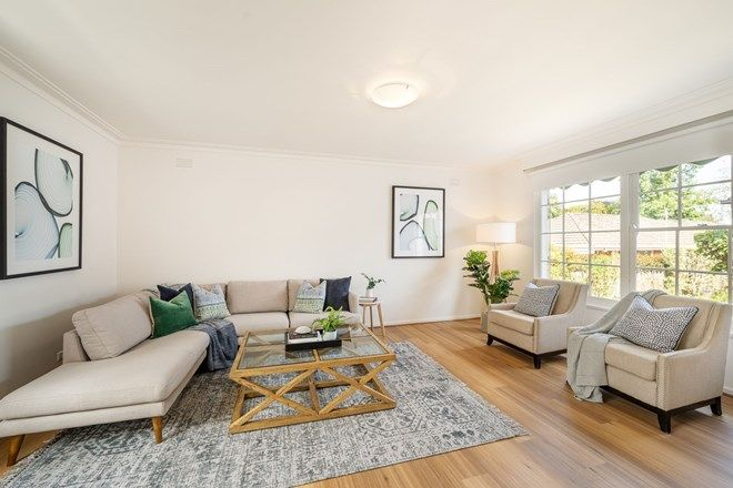 Picture of 4/74 Wattle Valley Road, CANTERBURY VIC 3126