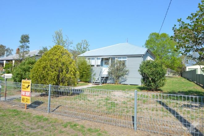 Picture of 22 Symes Street, STANTHORPE QLD 4380