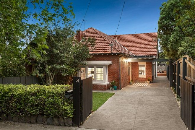 Picture of 31 Thornton Street, KEW VIC 3101