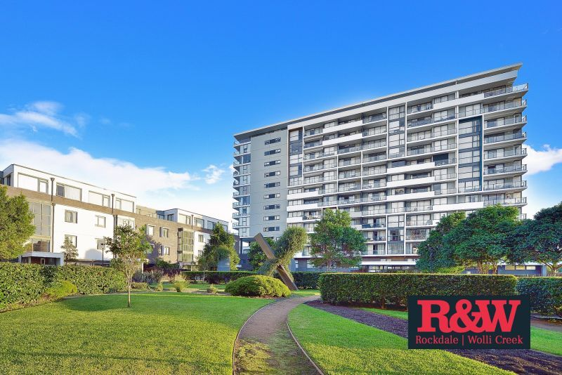 B1305/35 Arncliffe Street, Wolli Creek NSW 2205, Image 0