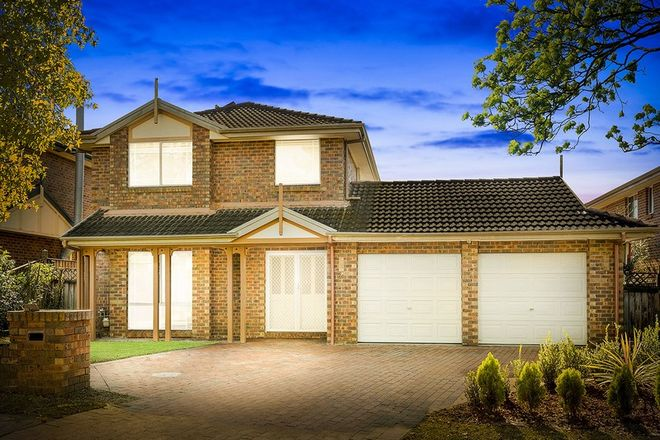 Picture of 173 Excelsior Avenue, CASTLE HILL NSW 2154