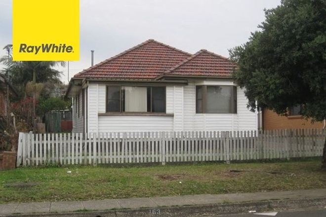 Picture of 163 Shellharbour Road, PORT KEMBLA NSW 2505