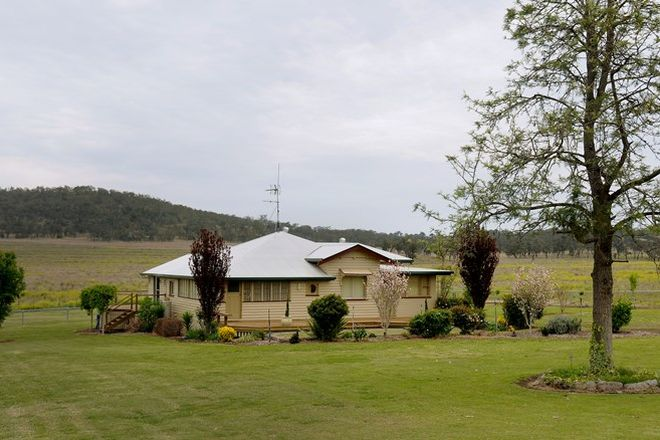 Picture of 334 Jimna Springs Road, SOUTHBROOK QLD 4363