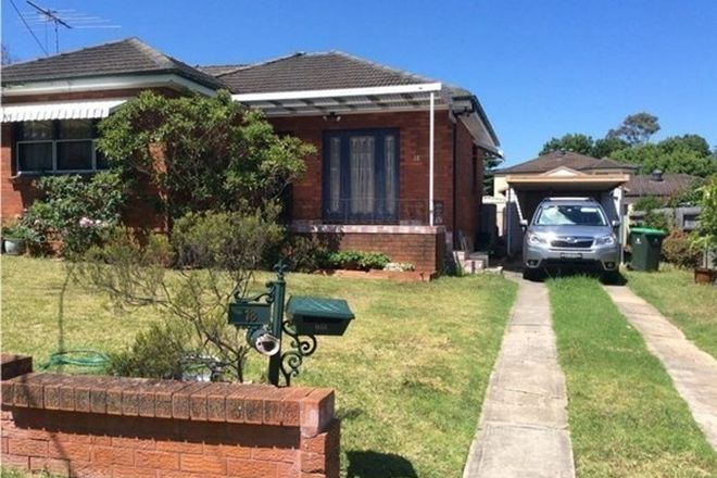 Picture of 18 Dan Street, MARSFIELD NSW 2122