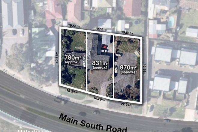 Picture of 304,306-308 Main South Road, MORPHETT VALE SA 5162