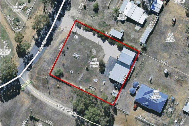 Picture of 41 Allora Street, HENDON QLD 4362