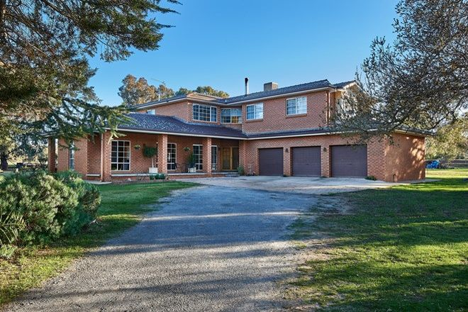 Picture of 20 Kapooka Road, SAN ISIDORE NSW 2650