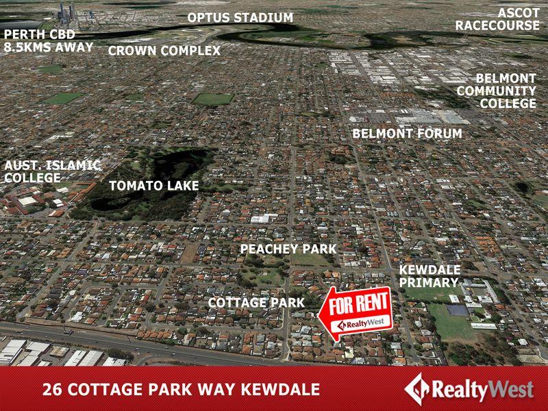 26 Cottage Park Way, Kewdale WA 6105, Image 1