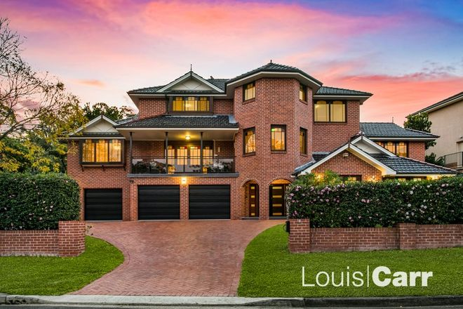 Picture of 8 Millers Way, WEST PENNANT HILLS NSW 2125