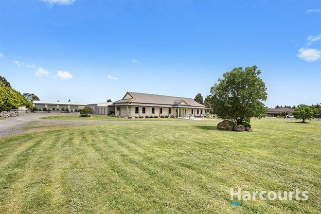 Picture of 253 Blind Creek Road, CARDIGAN VIC 3352