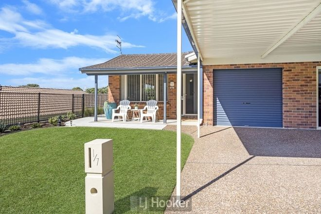 Picture of 1/7 Herd Street, MOUNT HUTTON NSW 2290