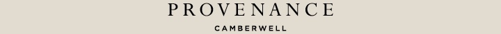 Branding for Provenance Camberwell