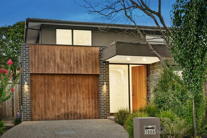 Picture of 100a Argyll Street, MALVERN EAST VIC 3145