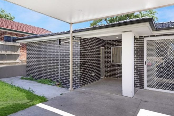Picture of 14A Lily Street, BURWOOD HEIGHTS NSW 2136