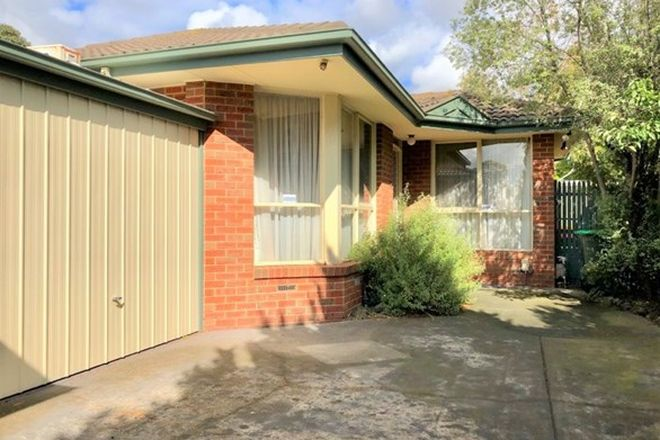 Picture of 3/1 Madden Avenue, CARNEGIE VIC 3163
