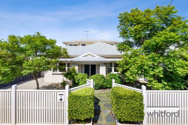 Picture of 1A Sharp Street, NEWTOWN VIC 3220