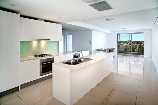 Picture of 806/75 Park Road, HOMEBUSH NSW 2140