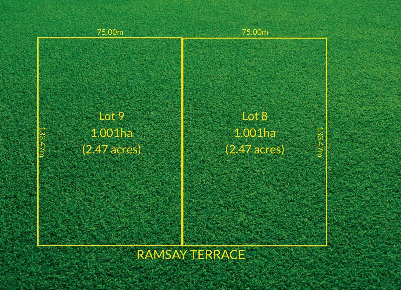 Lots 8 & 9 Ramsay Terrace, Bordertown SA 5268, Image 0