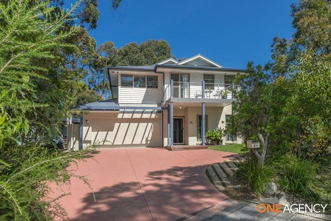 Picture of 24 Lake Forest Drive, MURRAYS BEACH NSW 2281