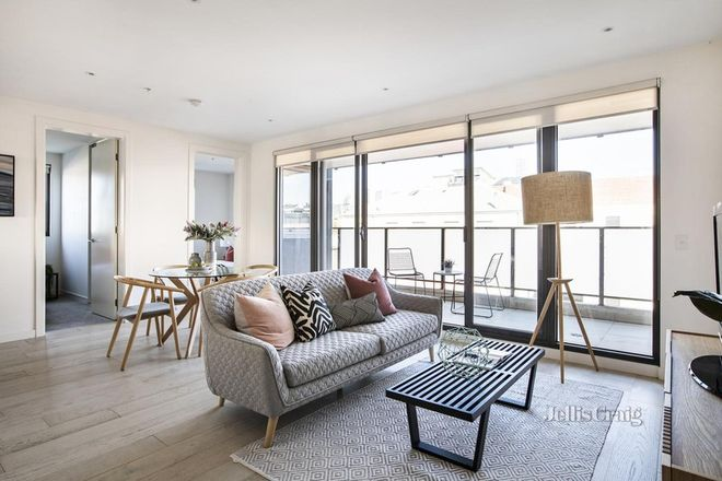 Picture of 207/130 Errol Street, NORTH MELBOURNE VIC 3051