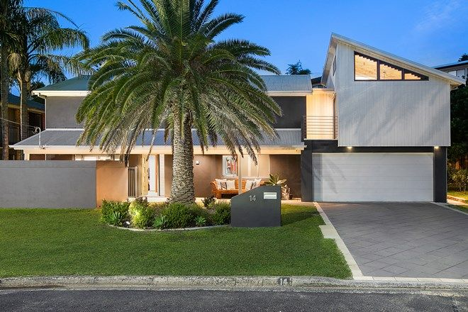 Picture of 14 Bluewave  Crescent, FORRESTERS BEACH NSW 2260