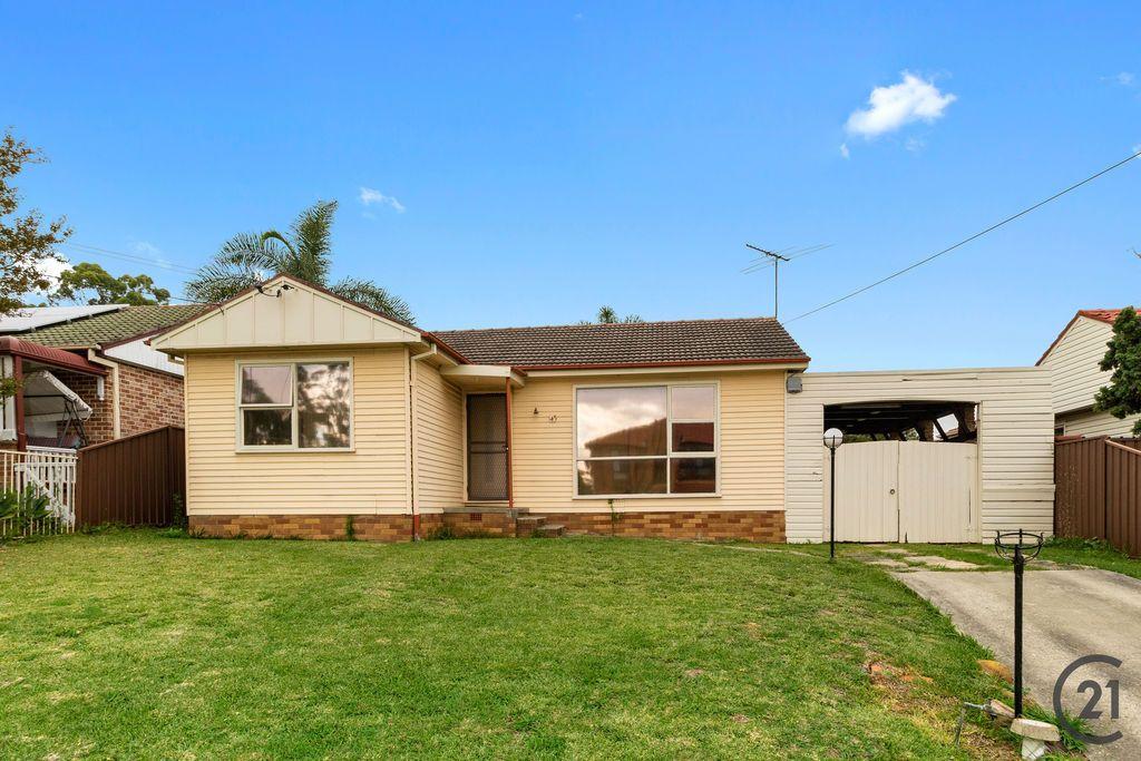 45 Hamel Road, Mount Pritchard NSW 2170, Image 0