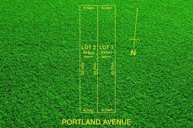 Picture of Lot 1 / 26 Portland Avenue, STURT SA 5047