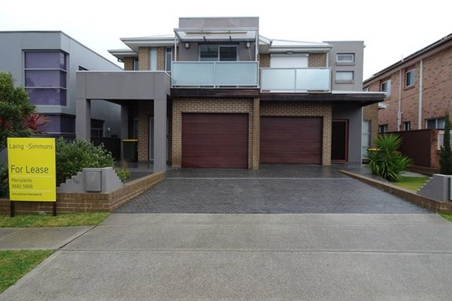 Picture of 1/46 Yeend Street, MERRYLANDS NSW 2160