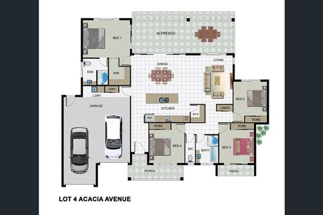 Picture of 23 Acacia Avenue, YUNGABURRA QLD 4884