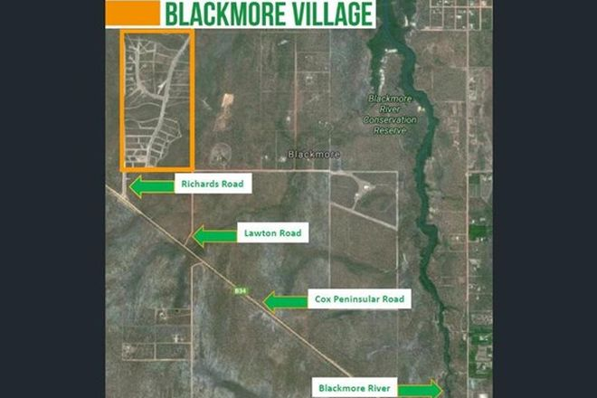 Picture of BLACKMORE NT 0822