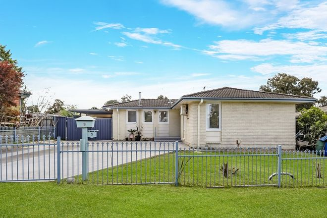 Picture of 3 Coolabah Place, MACQUARIE FIELDS NSW 2564