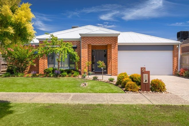Picture of 9 Els Court, BERWICK VIC 3806