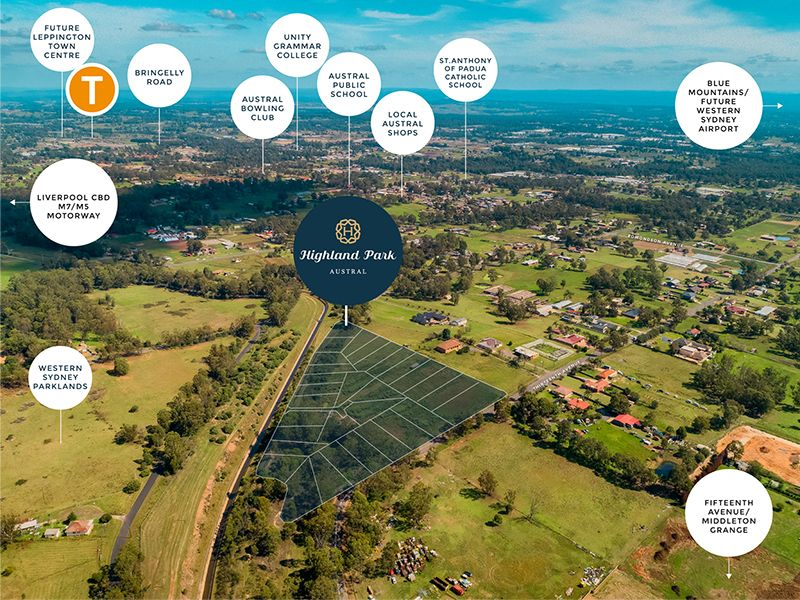 A300B/Highland Park, Austral NSW 2179, Image 0
