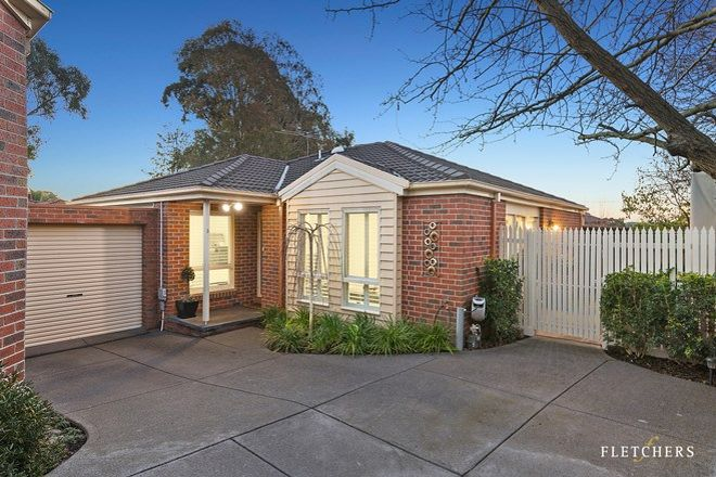 Picture of 3/105 Esdale Street, NUNAWADING VIC 3131