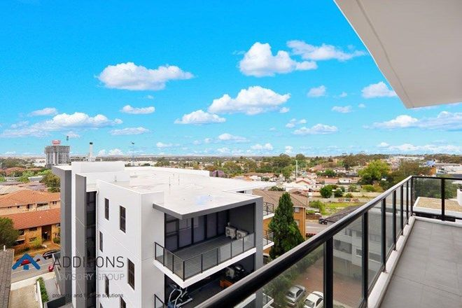 Picture of 508/420 Macquarie Street, LIVERPOOL NSW 2170
