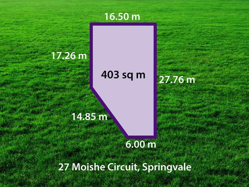27 Moishe Circuit, Springvale VIC 3171, Image 0