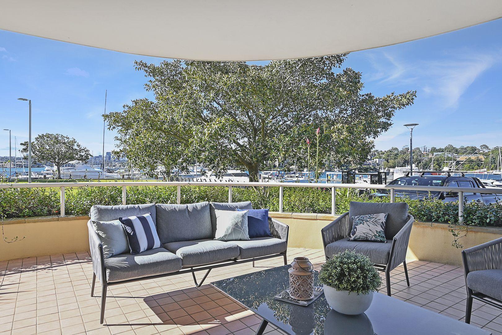 2 bedrooms Apartment / Unit / Flat in 102/1 Roseby Street DRUMMOYNE NSW, 2047