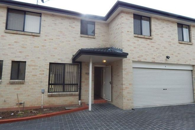 Picture of 6/6 Methven Street, MOUNT DRUITT NSW 2770